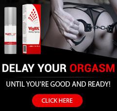 VigRX Spray to delay orgasms