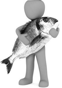 Eat Fish for bigger loads of cum