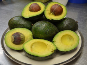 Avocados are an aphrodisiac food