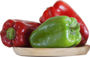 Eat bell peppers to increase sperm count