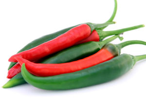 Cayenne pepper boosts testosterone production