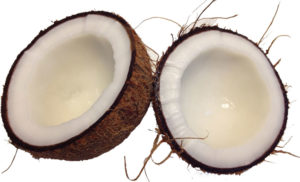 Eat coconuts to produce more sperm