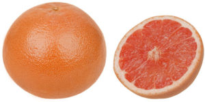 Grapefruits are good for men