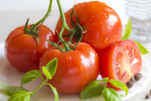 Tomatoes have flavonoids that prevent ED